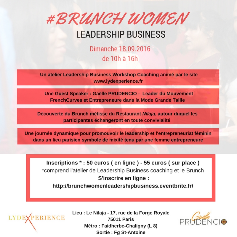 BRUNCH WOMEN LEADERSHIP BUSINESS