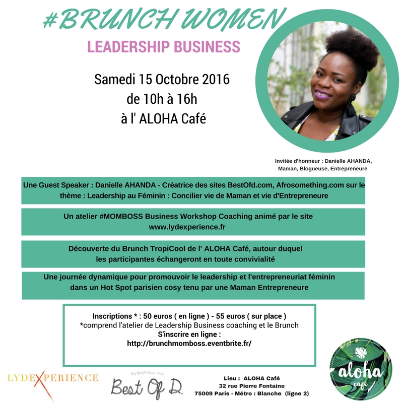brunch women leadership business