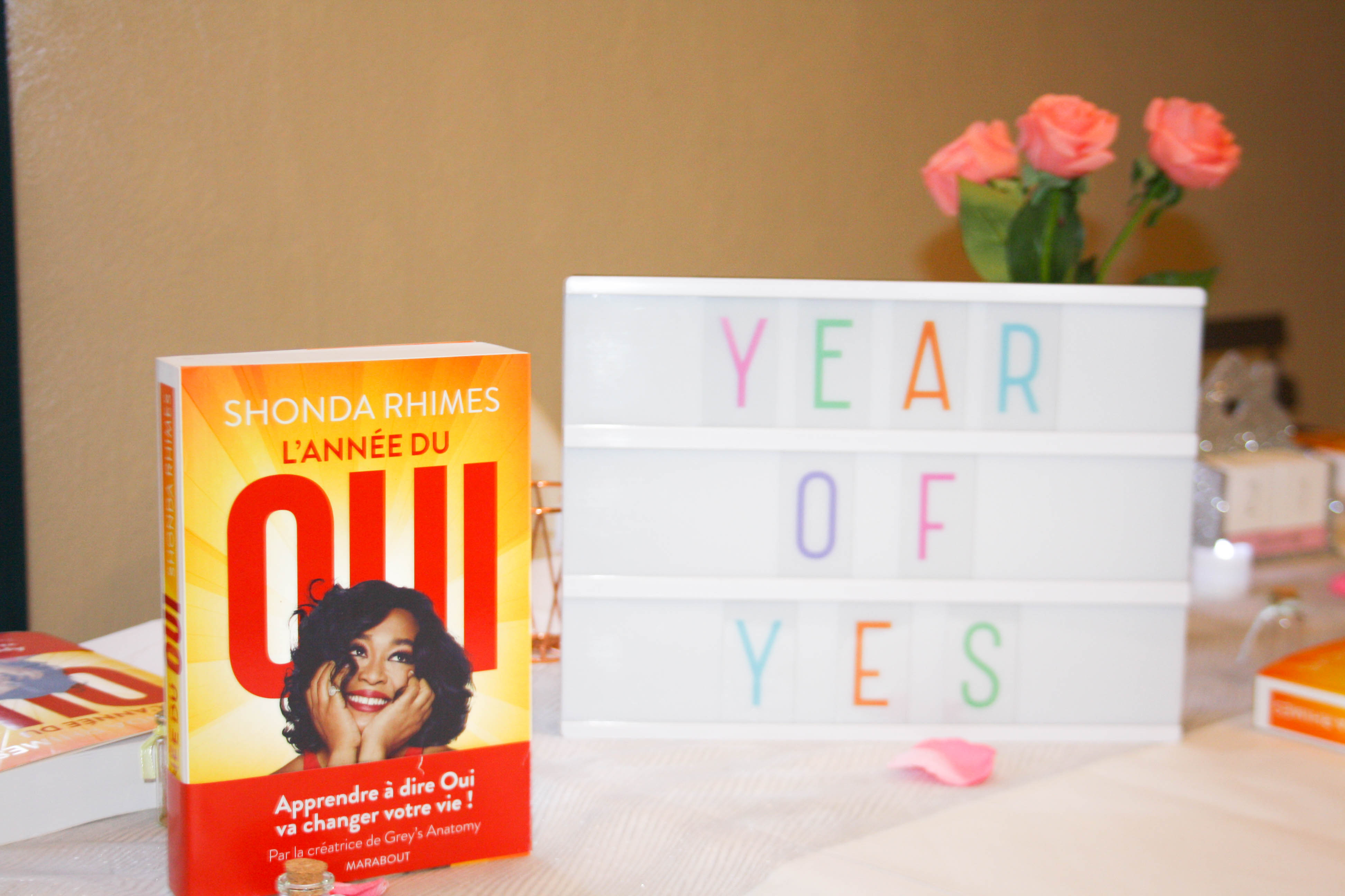 L'année du Oui - Year of Yes